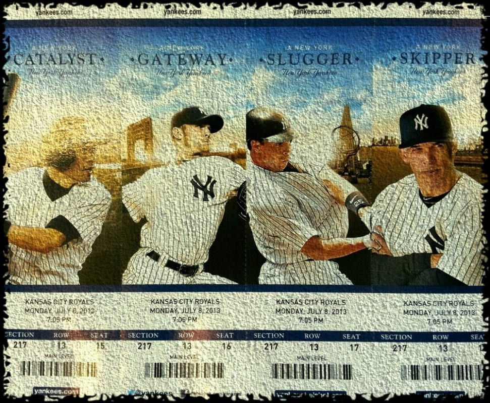 Kars4Kids Yankees Tix