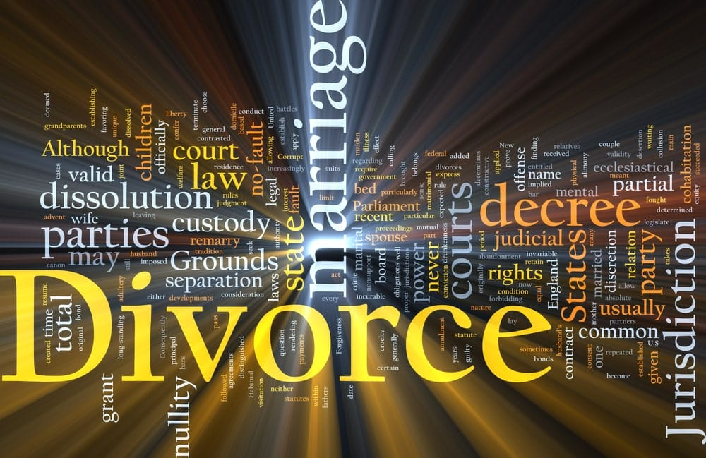 "The ""D"" Word: How Do You Tell The Kids You're Getting A Divorce?"