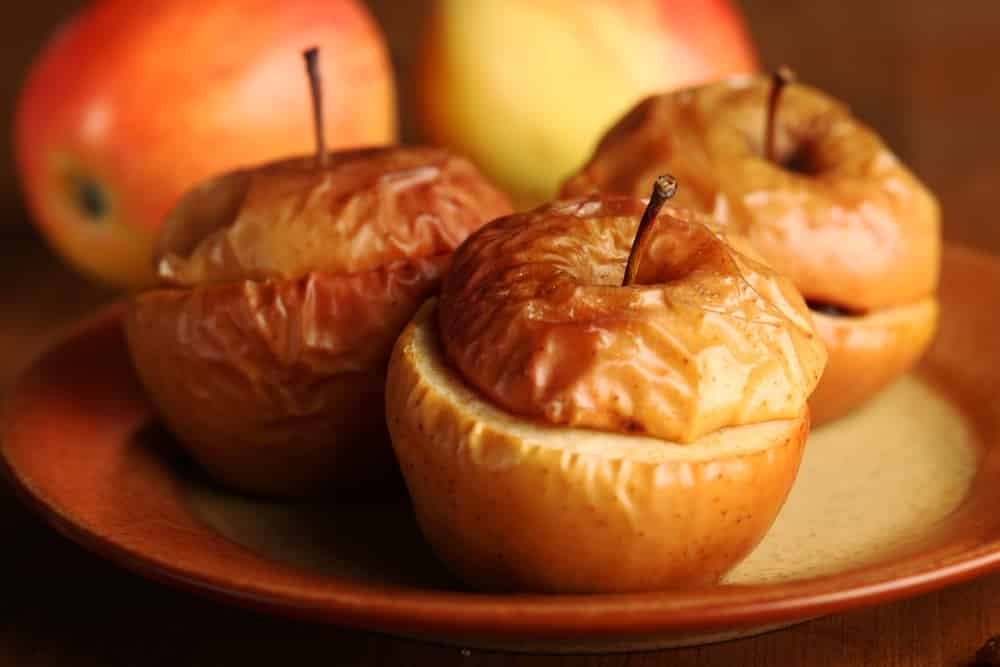 Microwave Baked Apples: The Autumn Comfort food