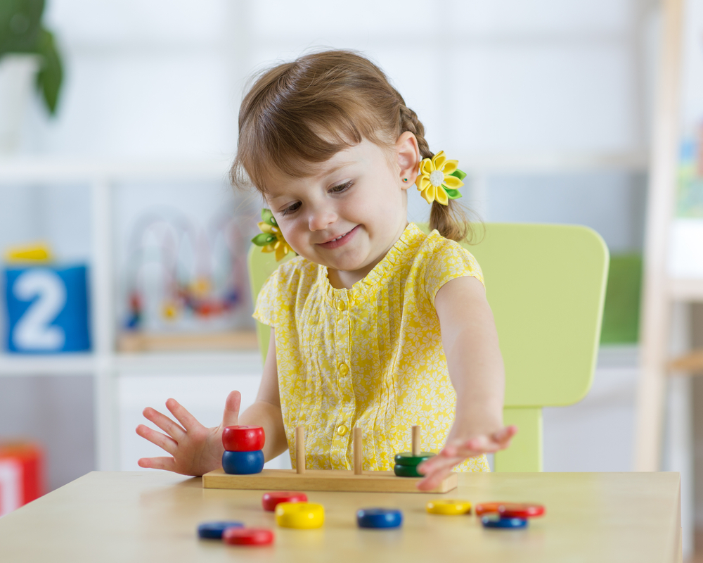 The Montessori Method: Self-Education with Guidance