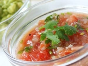 Hot Salsa: Hot Holiday Salsa That Is