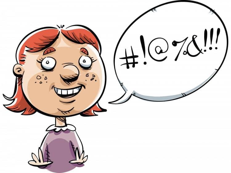 kids and swearing