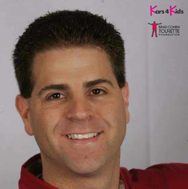 Brad Cohen Tourette Syndrome Foundation Awarded Kars4Kids Small Grant