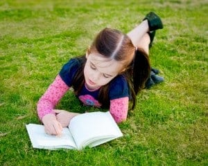 When your child follows the words in a book, and it's time to skip down to the next line, does she skip too far? Or read the same line again? It may be a visual processing disorder.