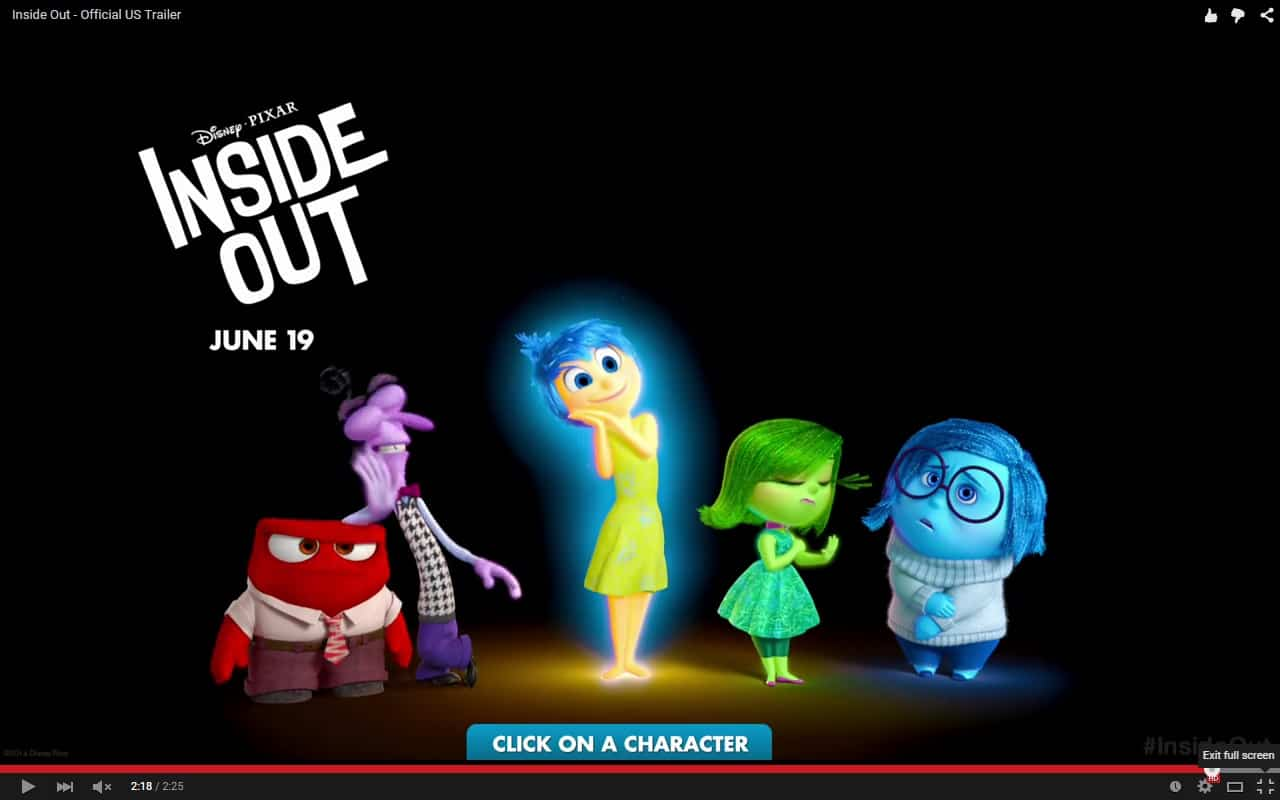 Inside Out, The Internal Family Systems Model, And The Kars4Kids Jingle