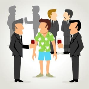 """People with NLD don't always """"get"""" social cues."""