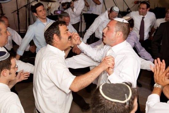 Rav Yaakov Don and Dov Goldstein