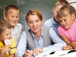 Teachers As Comedians?