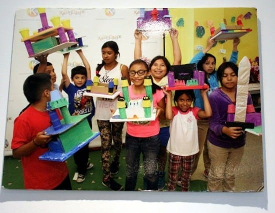 Free Arts for Children's Court: Helping Kids in Difficult Straits