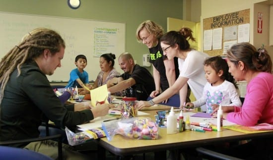 Free Arts for Children's Court Helping Kids in Difficult Straits1