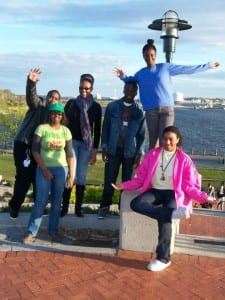TeenSHARPies having fun in Rhode Island