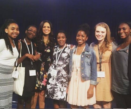 TeenSHARPies with Soledad O'Brien