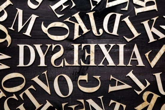 Dyslexia: This is What it Looks Like