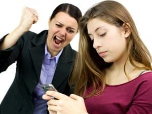 10 Ways to Keep Angry Mommy Away