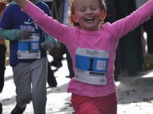 Girls on the Run (SEWA): You Go Girls!