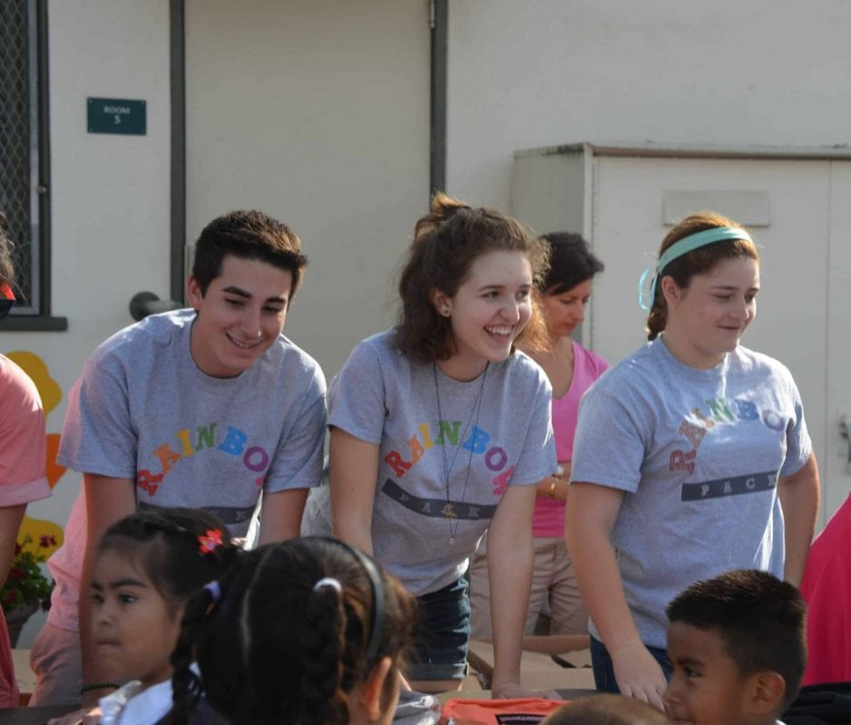 Riley Gantt Of Rainbow Pack: Just Start The Conversation