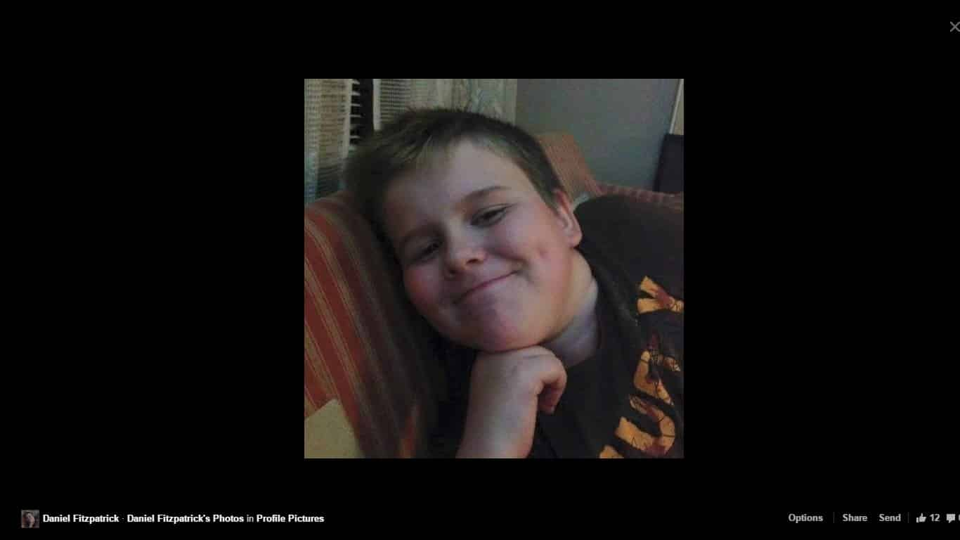 Daniel Joseph Fitzpatrick, Bullying victim and suicide