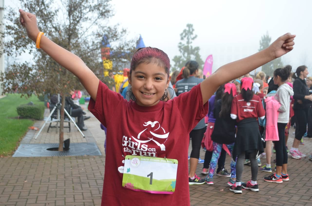 Girls on the Run: I Don't Feel Small Anymore