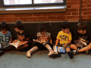 ReadBoston: Getting Children Access to the World of Words