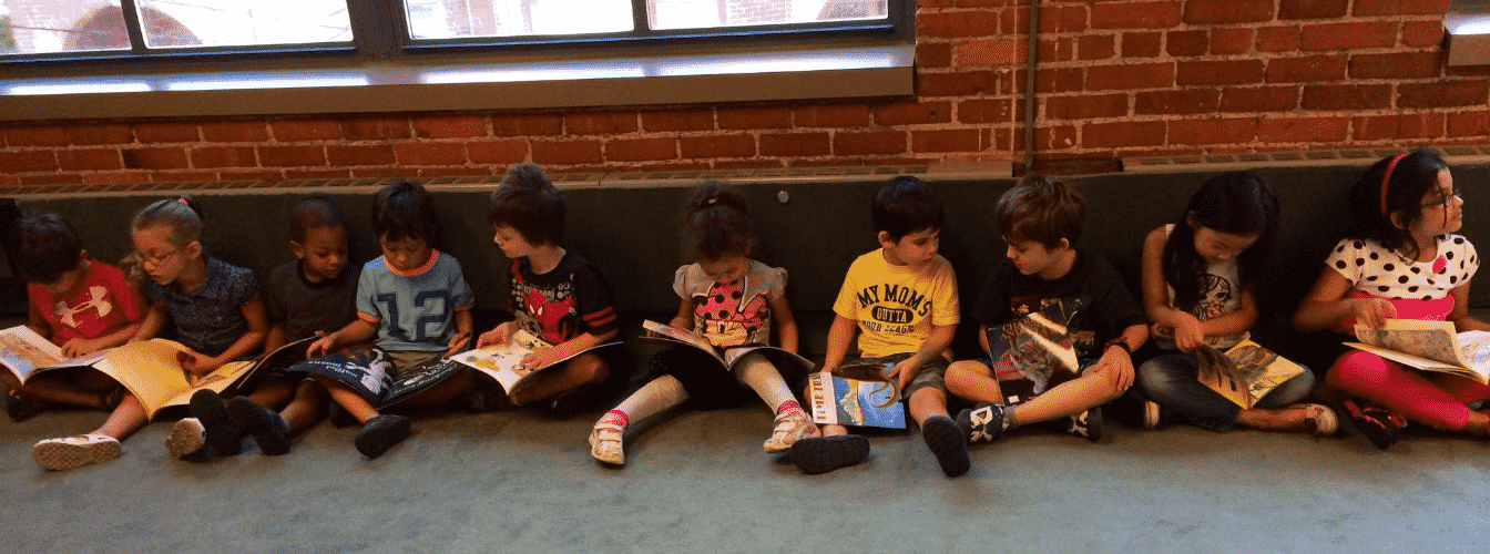 ReadBoston: Getting Kids Access to the World of Words