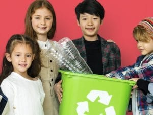 Ten Ways Kids Can Go Green