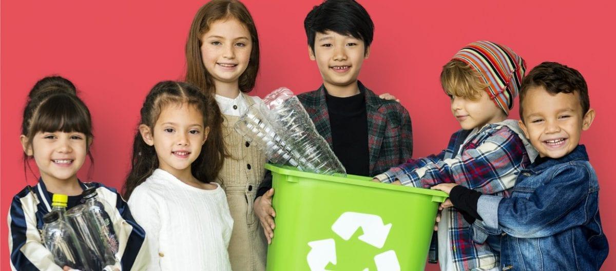 Ten Ways Kids Can Go Green