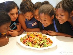 Kids Cooking for Life Fights Childhood Obesity Where it Begins