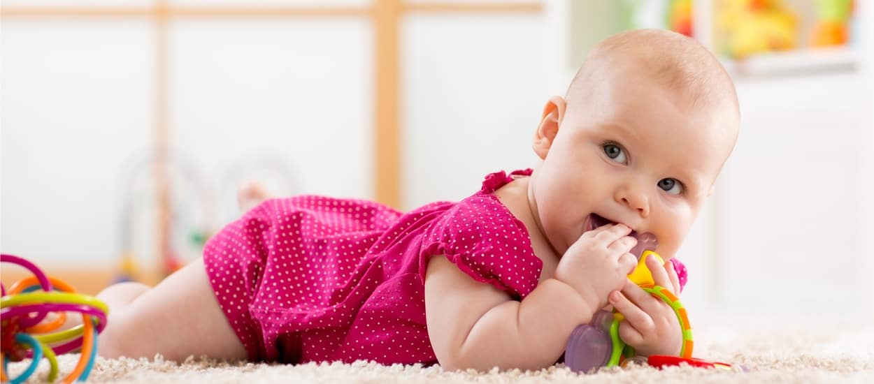 Teething Signs and Symptoms