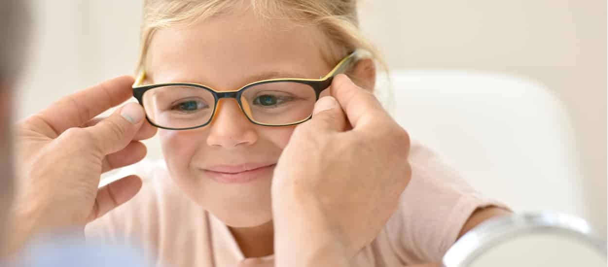 Its August! Children's Eye Health and Safety Month