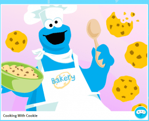 Sesame Street website screenshot