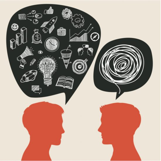 Conversation and imagery