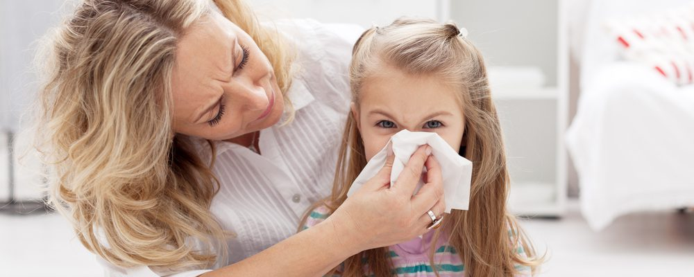 Can Kids Be Taught to Blow Their Noses?
